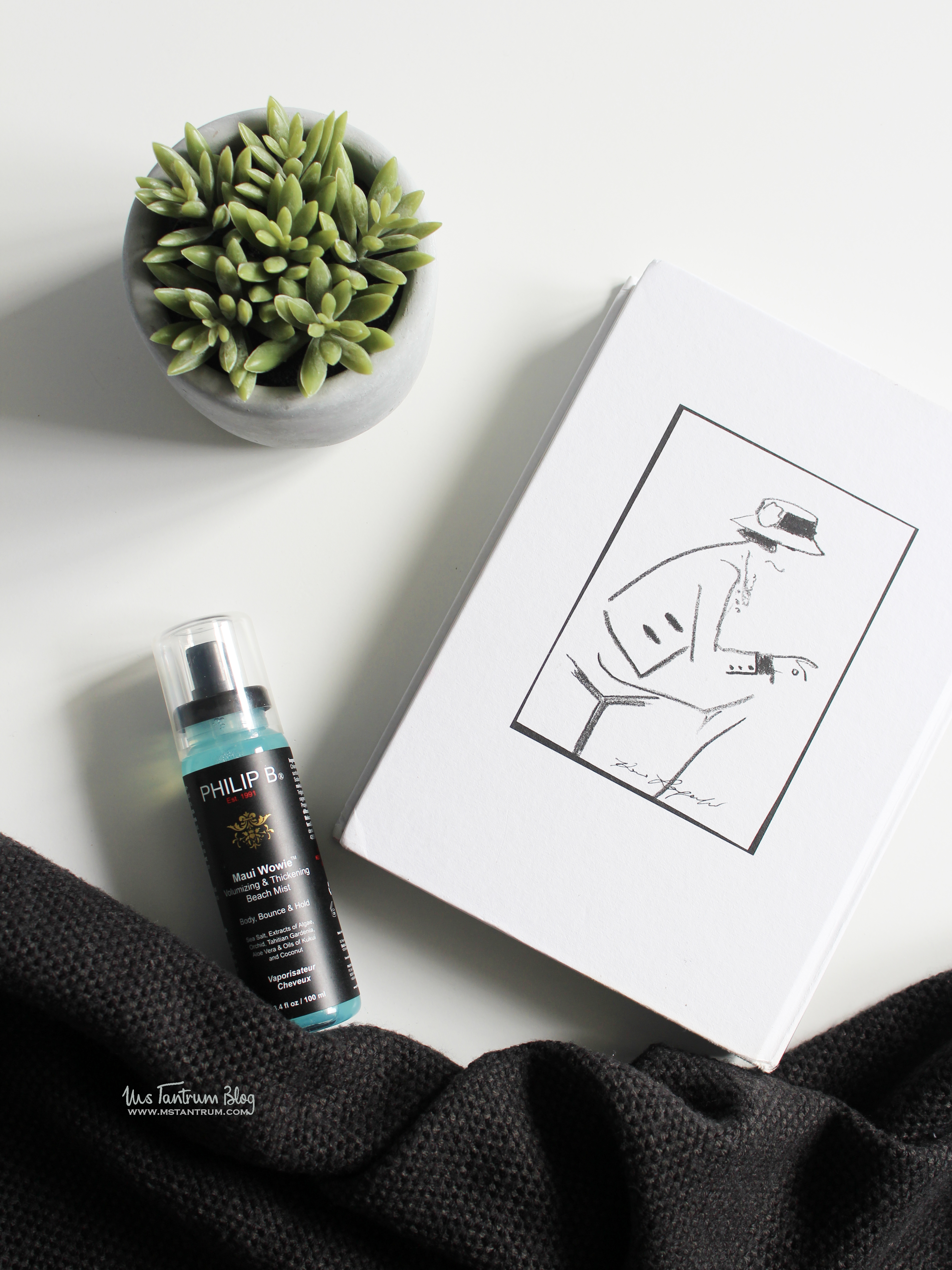 Philip B beach hair mist from Beauty Expert Natural collection kit + Discount code