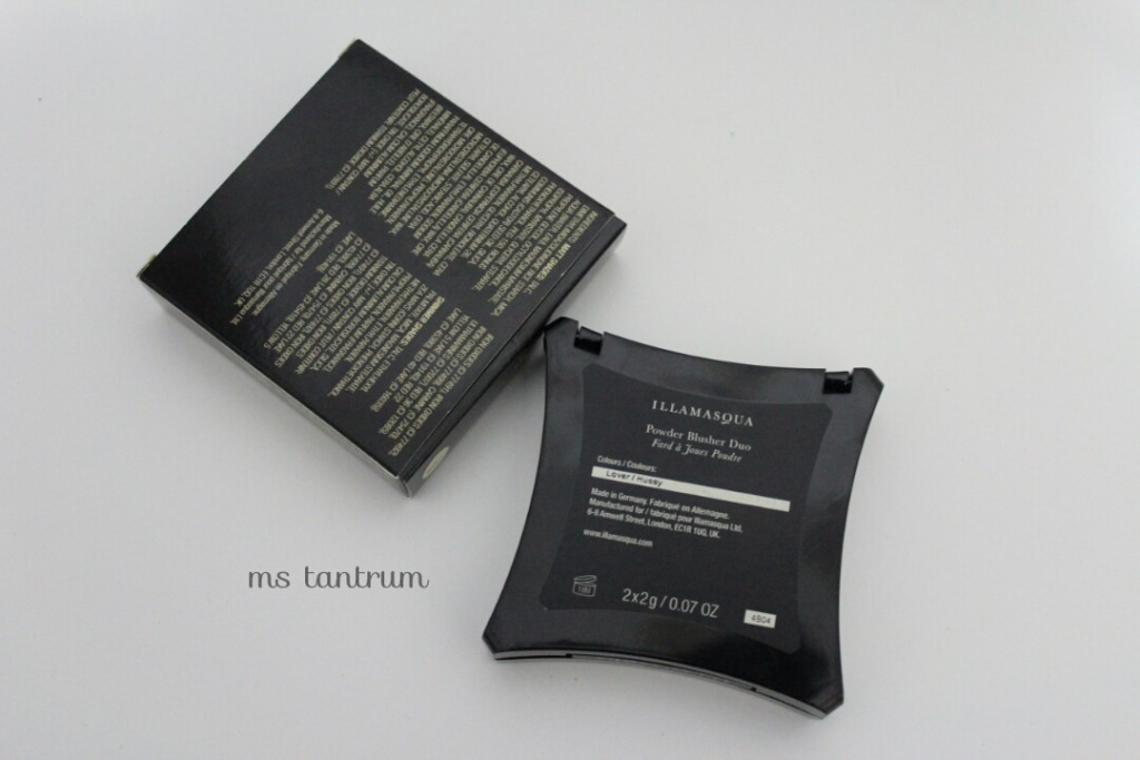 illamasqua blush duo