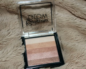 Collection Glow shimmer strips
