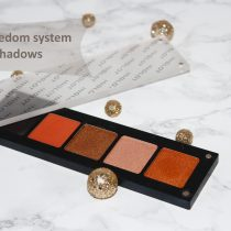 Inglot Freedom System eyeshadow pans | First impressions & swatches on mstantrum.com
