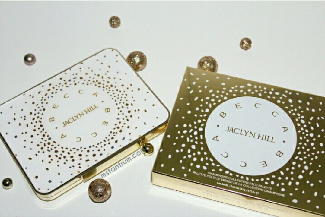Becca Cosmetics x Jaclyn Hill Champagne Collection Face palette