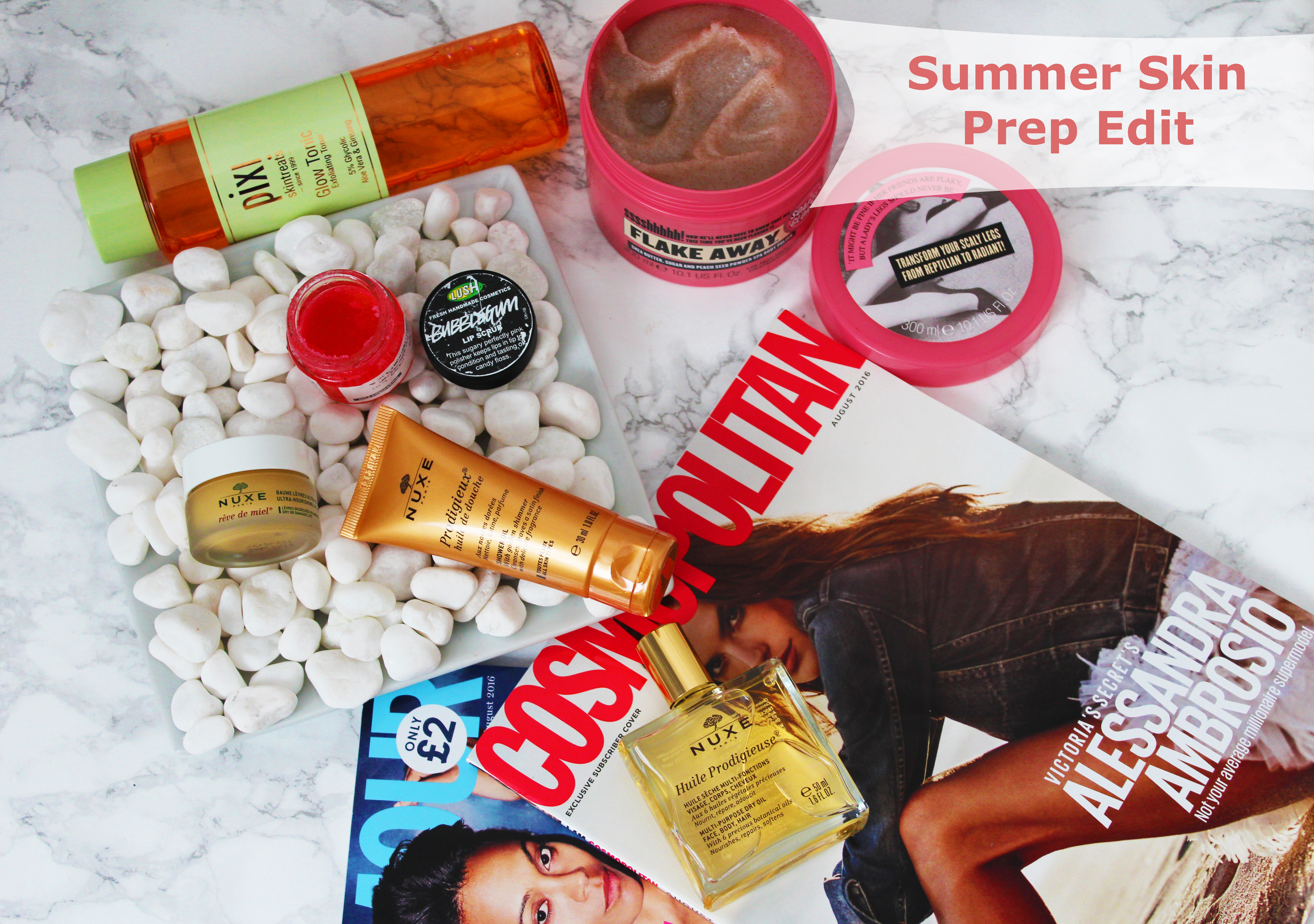 Summer skin prep edit