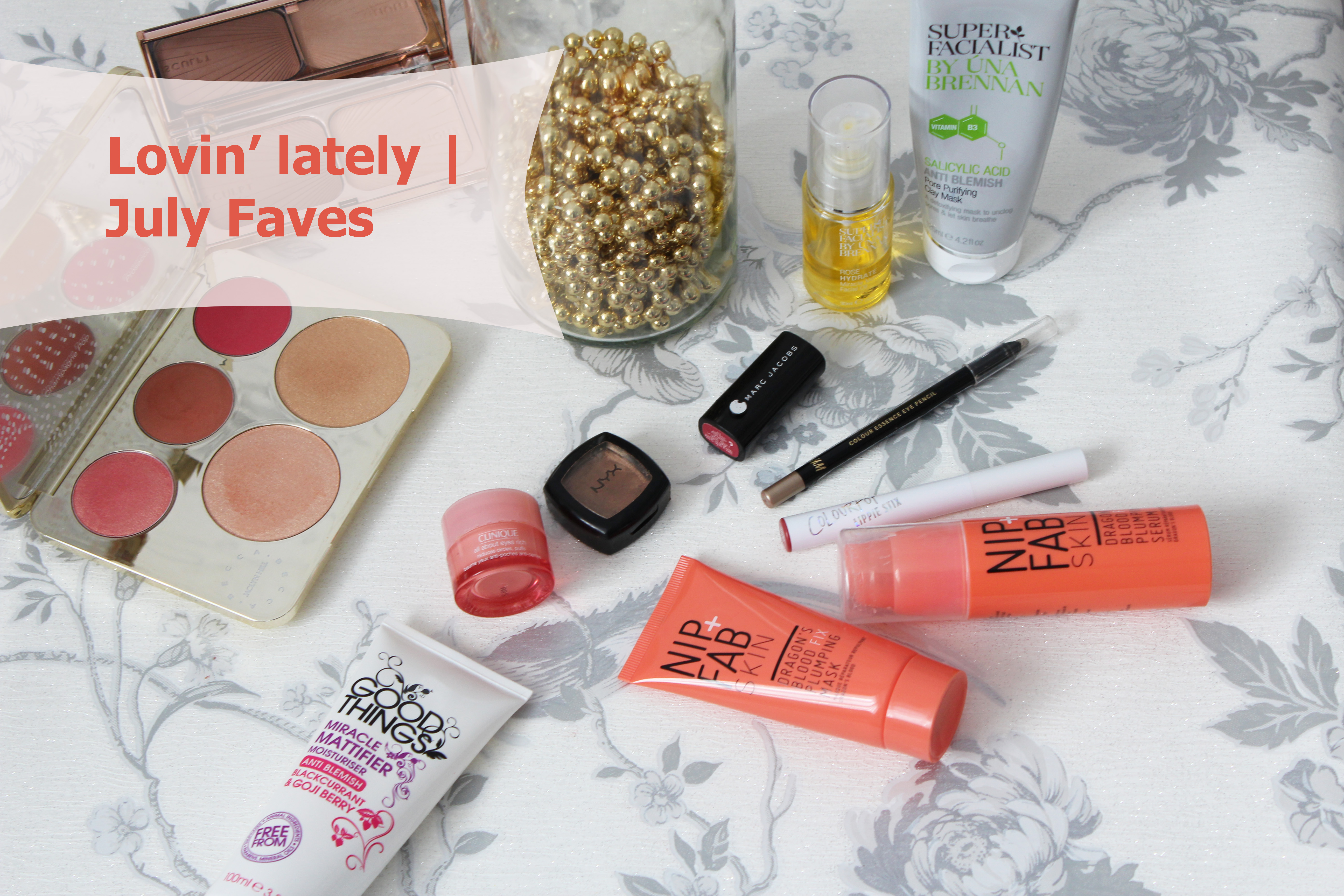 Lovin' lately | July Faves