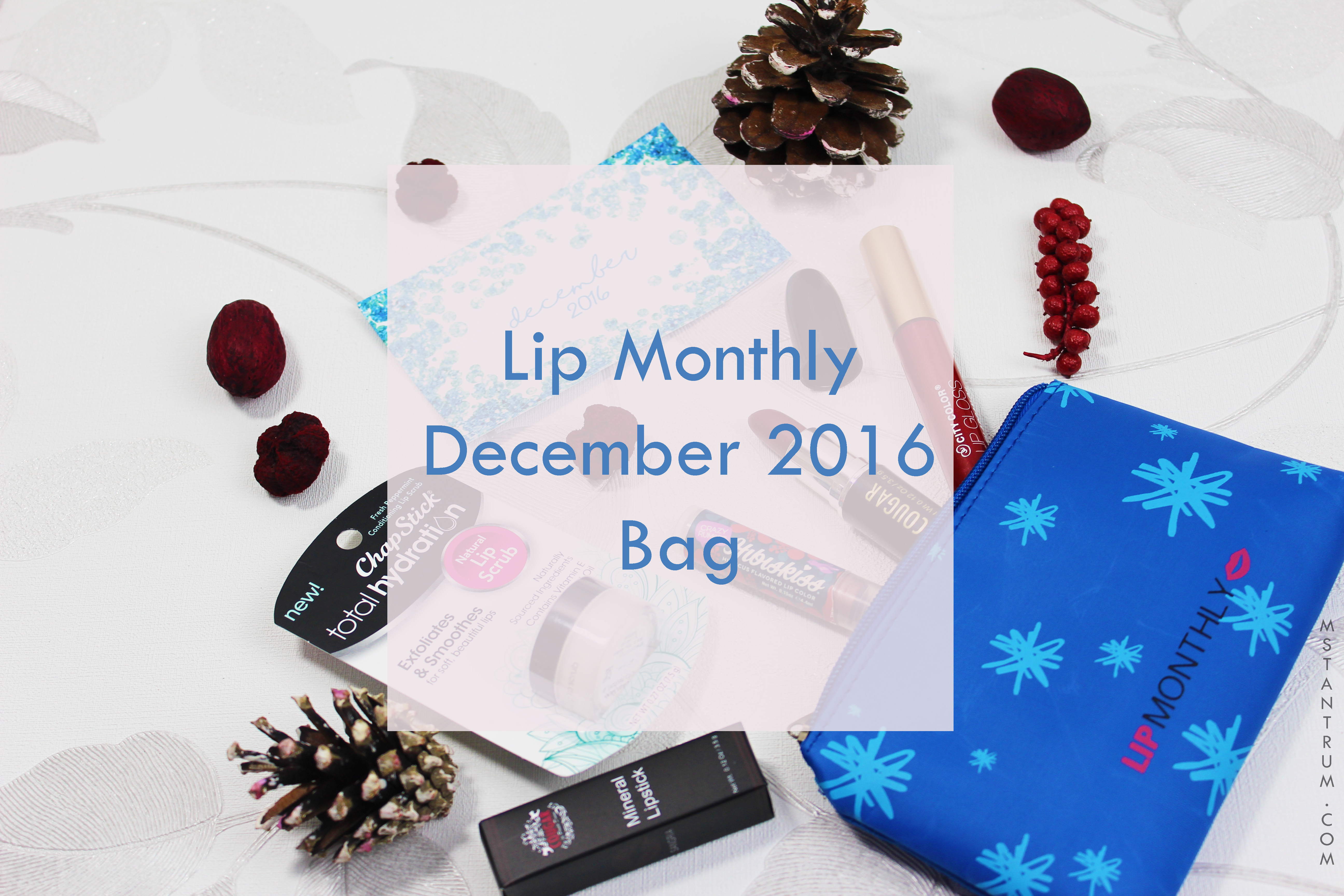 Lip Monthly December 2016.