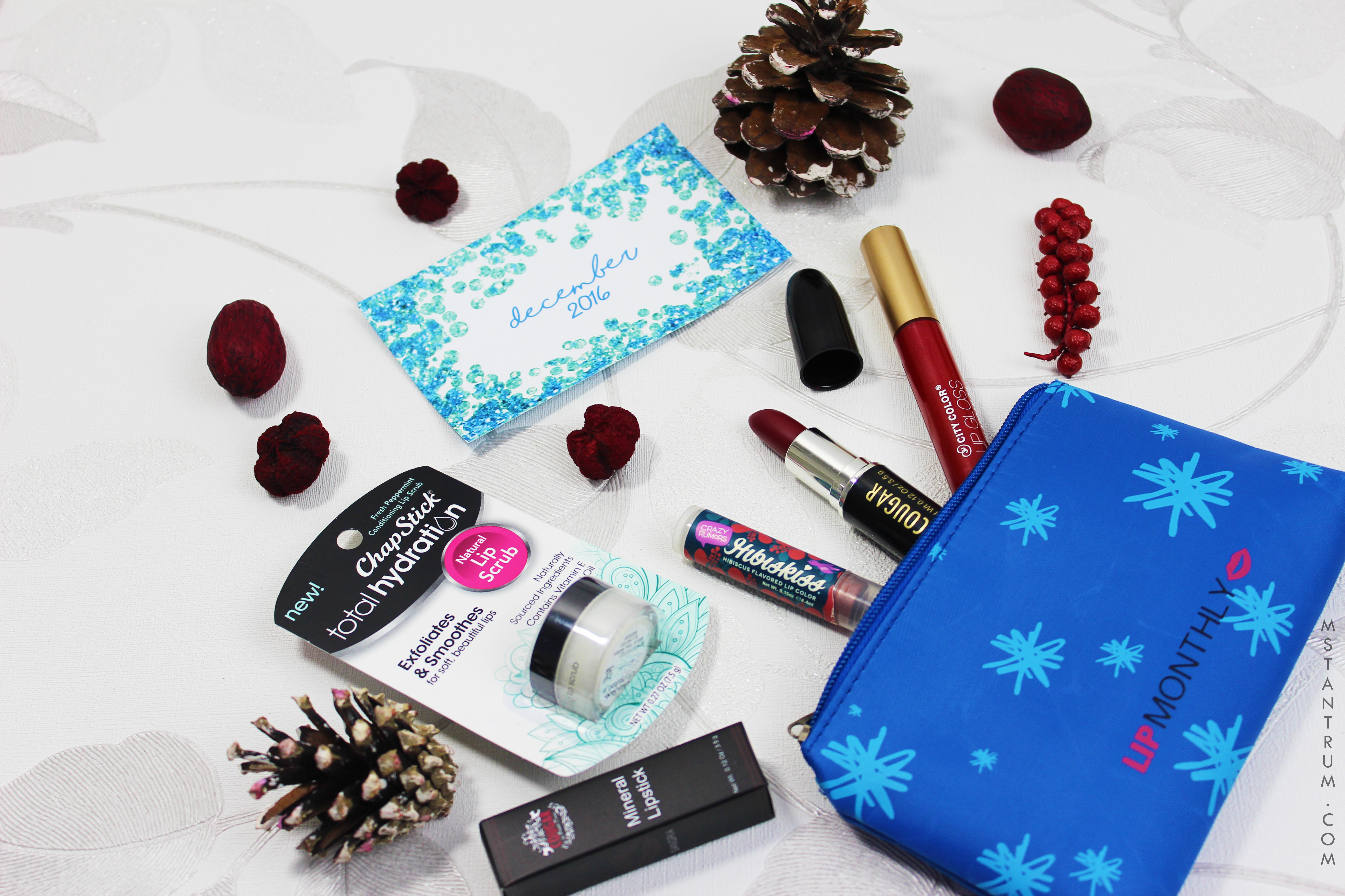Lip Monthly December 2016