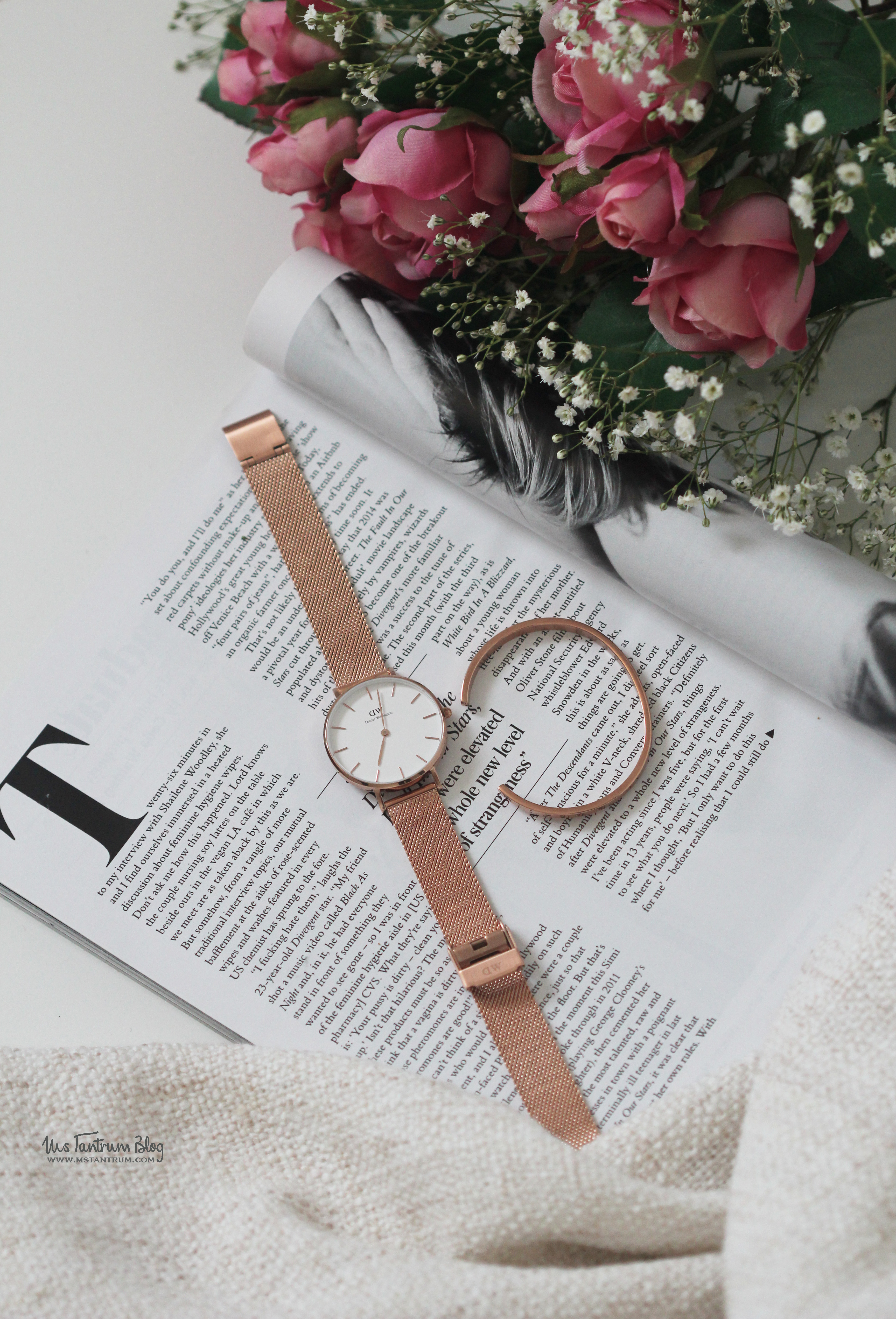 697490161ea9 I have always admired Daniel Wellington watches. All their watches are so  chic