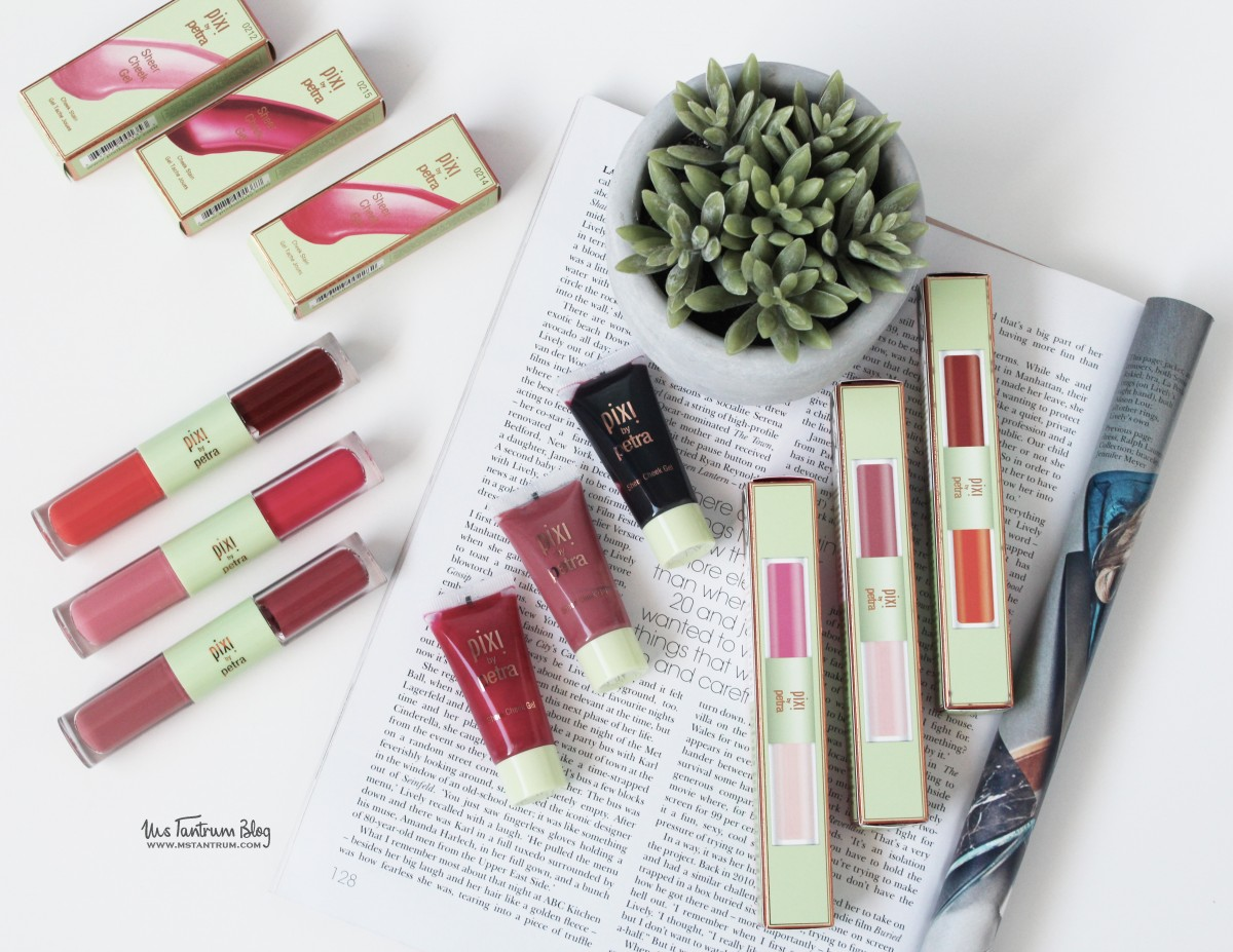 Pixi Sheer Beauty Collection