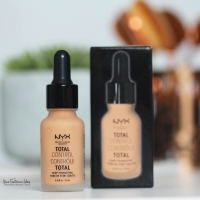 Nyx Total Control Drop Foundation review