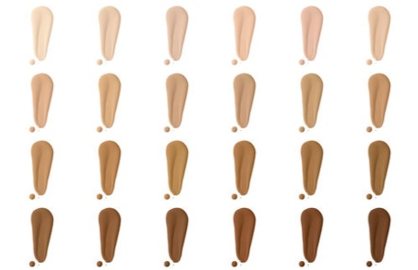 nyx total control drop foundation shades