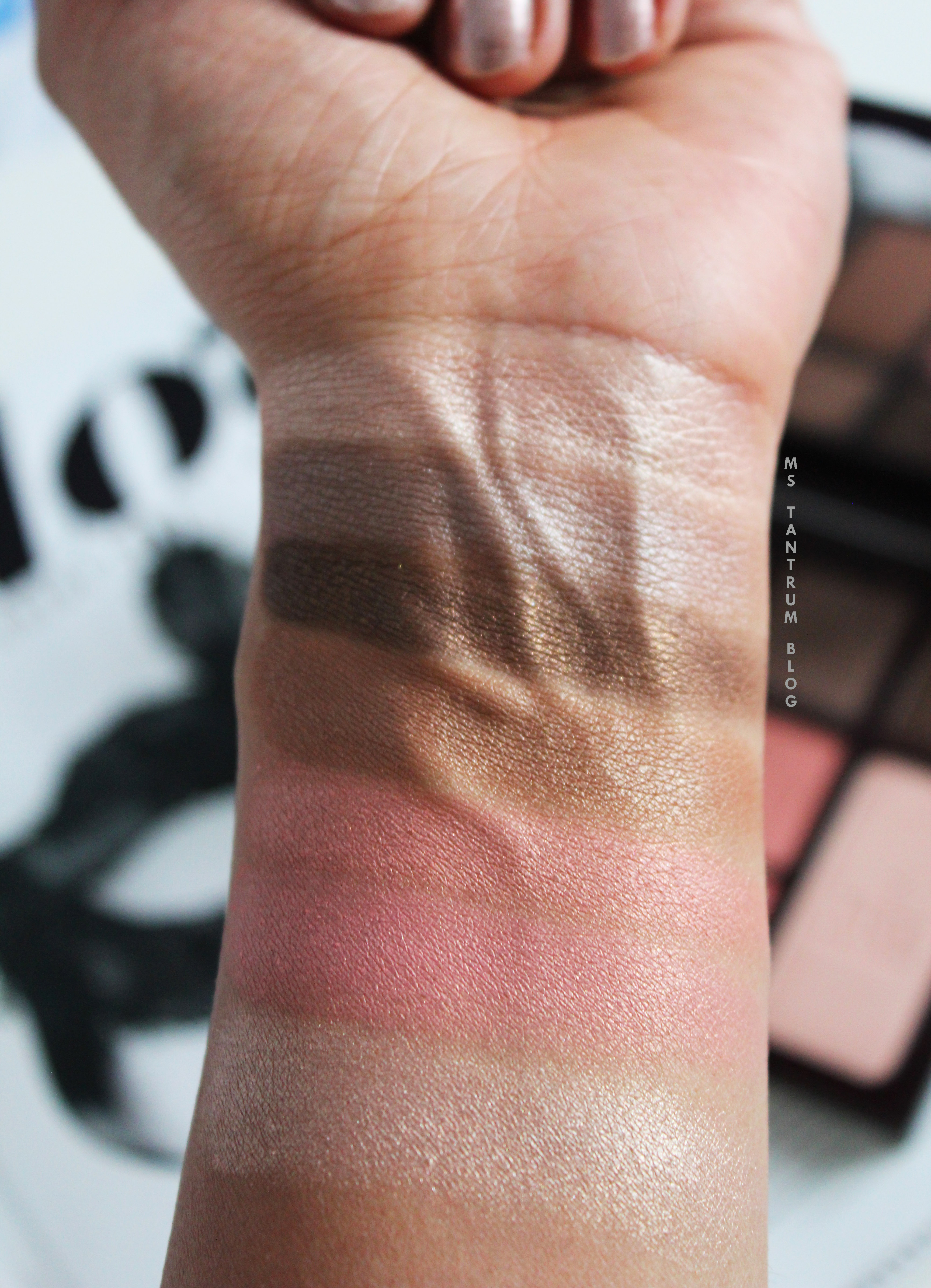 Instant Look in a Palette - Seductive Beauty