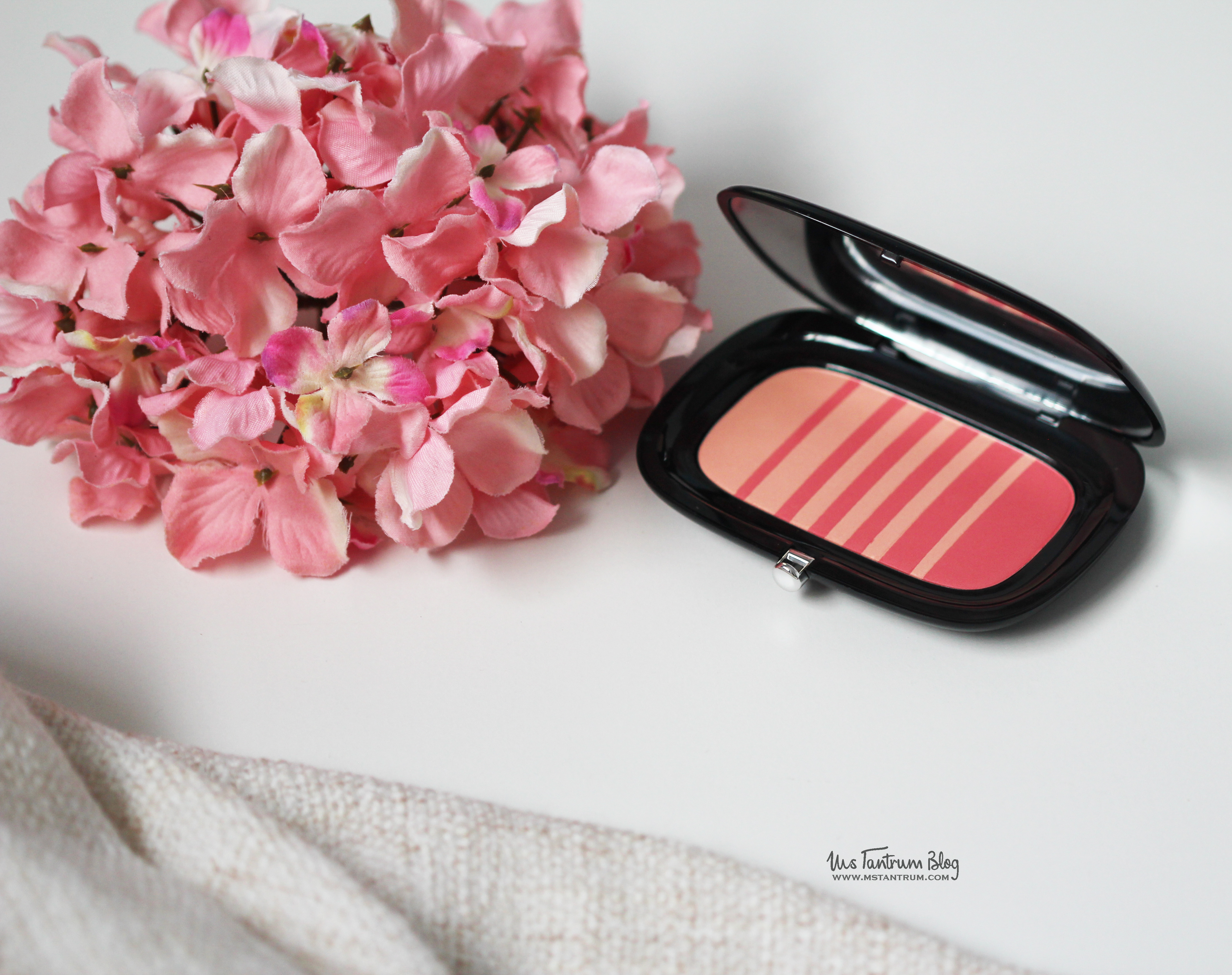 Marc Jacobs Air Blush - Lines & Last night review
