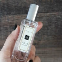 Jo Malone Wood Sage and Sea Salt Cologne review on Ms Tantrum Blog