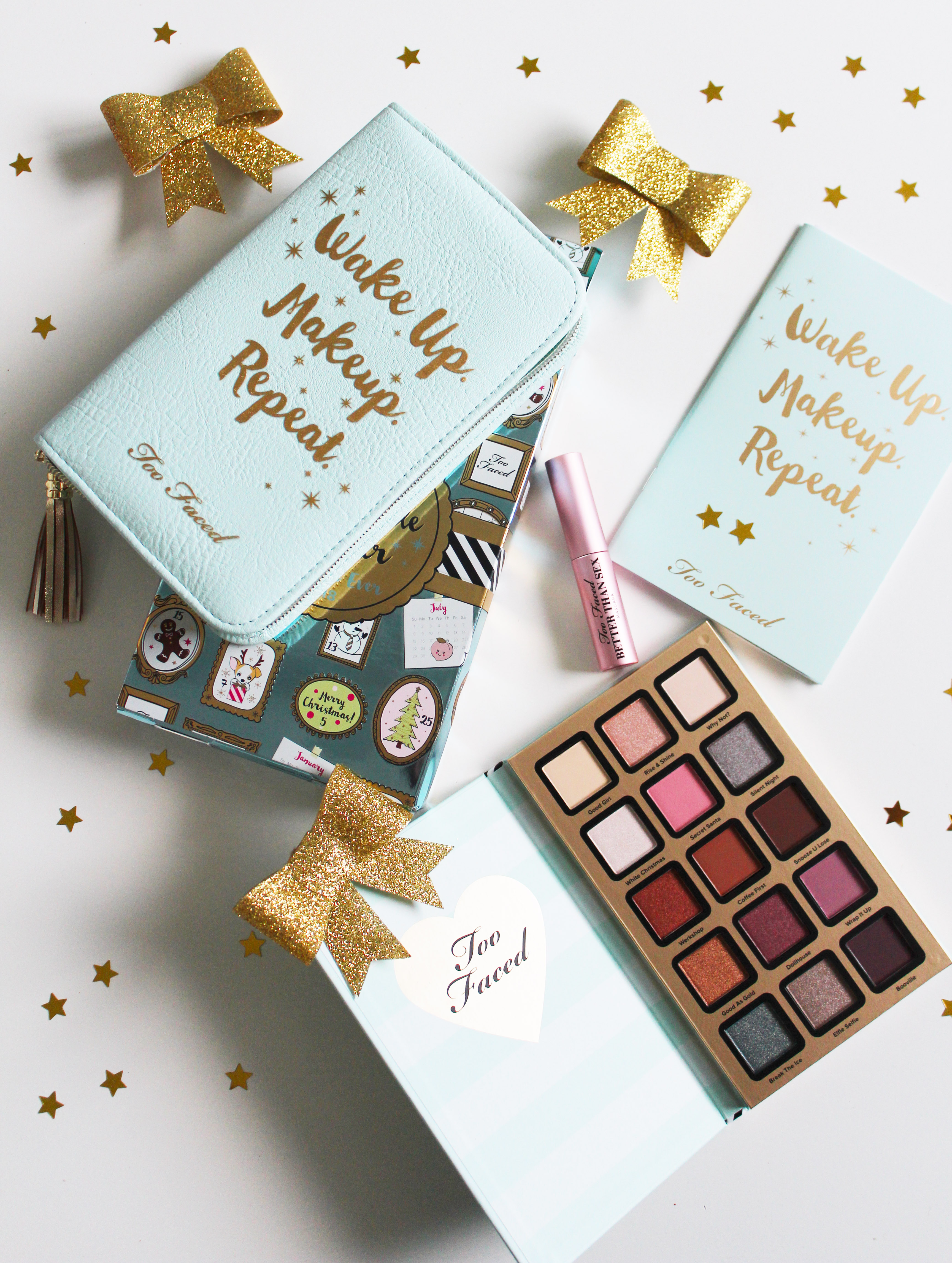 Too faced Pretty Little Planner - Ms Tantrum Blog