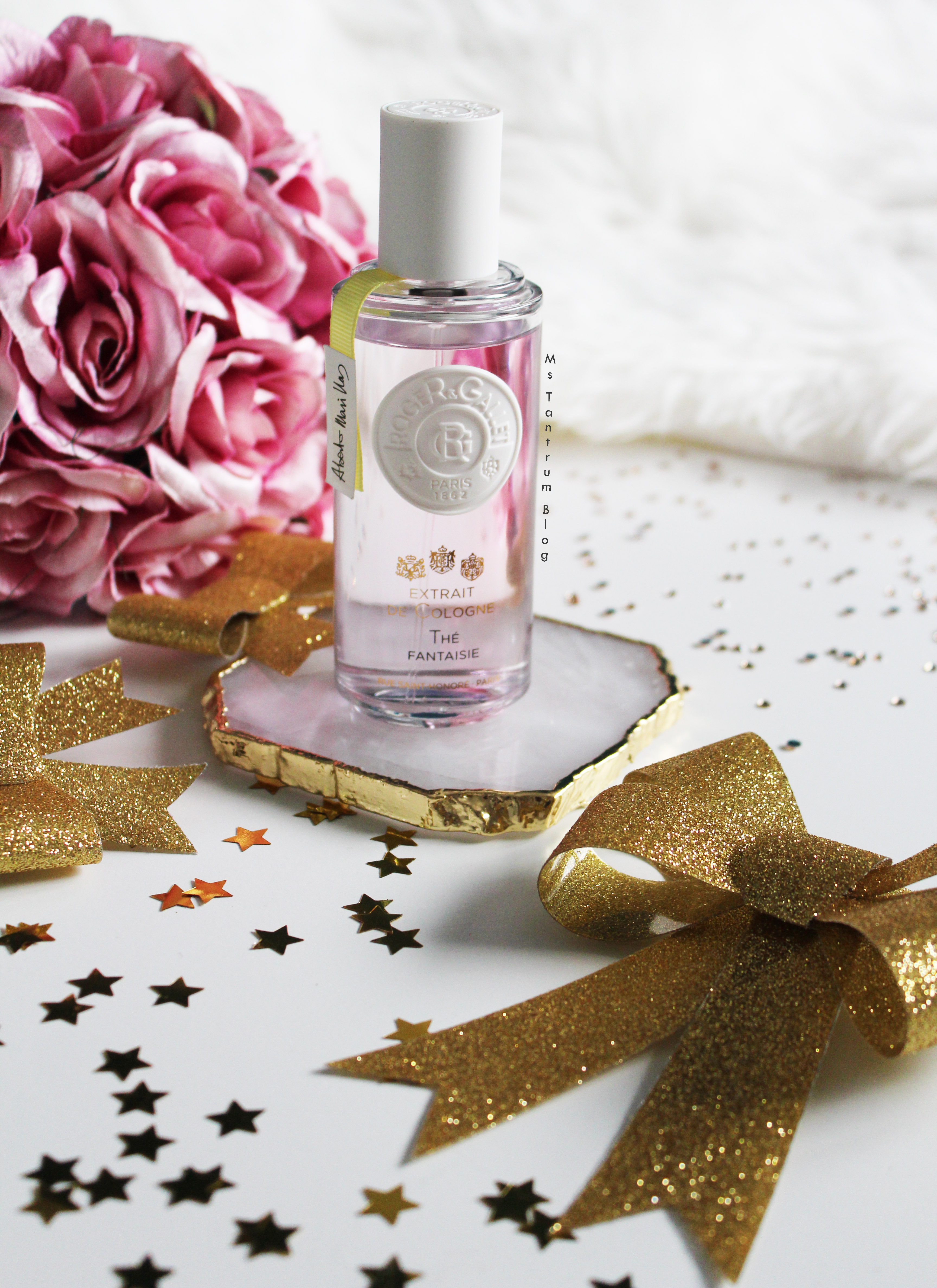 Roger & Gallet Cologne - The Fantaisie on Ms Tantrum Blog
